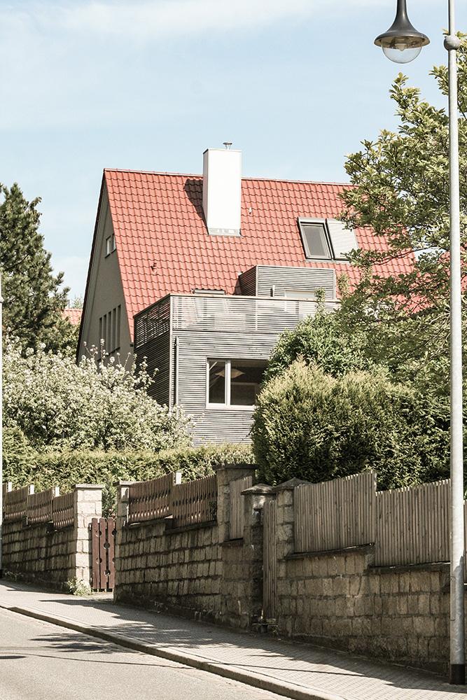 Sanierung + Anbau Einfamilienhaus am Lustgarten // Wernigerode