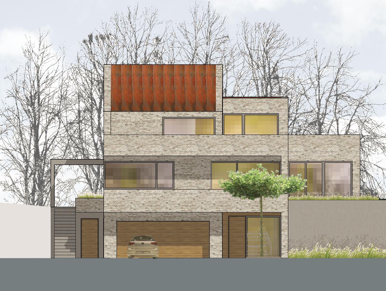Einfamilienhaus an der Orangerie // Wernigerode