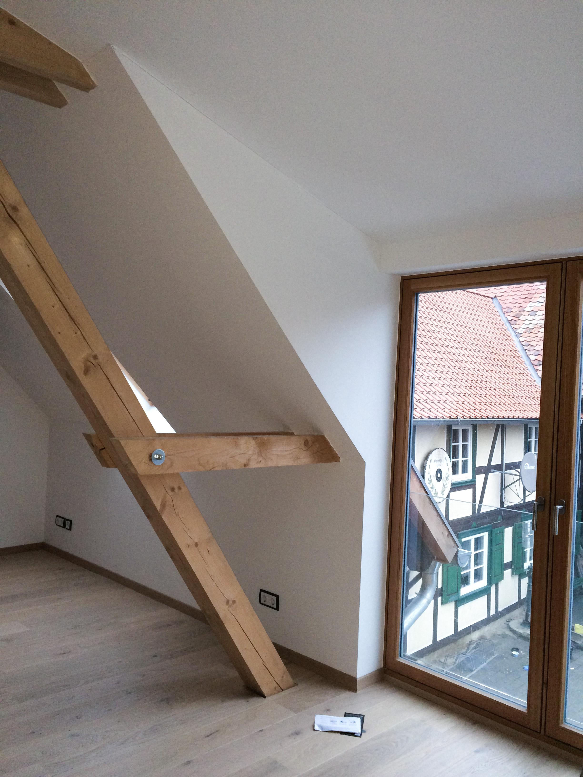 Scheunenausbau // Veckenstedt